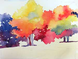 bright autumn trees3
